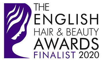 English Hair & Beauty Awards Finalist 2020